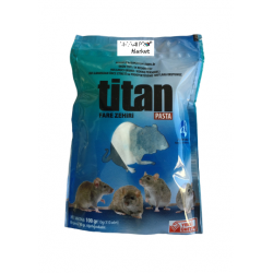 Titan Pasta 100gr Fare Zehiri