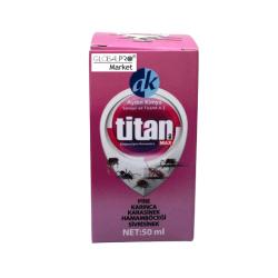 Titan Max 50 SC pire,karınca,karasinek,hamamböceği,sivrisinek